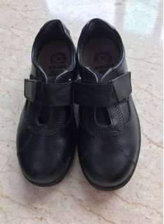 Comfy Ladies King's Leather Safety Shoe *NEW