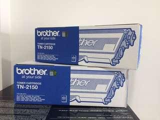 Brother TN-2150 Toner Cartridge Genuine