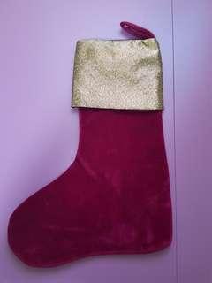 Santa candies socks