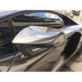 Side Mirror Door Handle Vinyl Sticker Wrap
