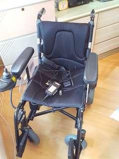 電動輪椅,衹用過數次