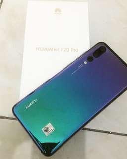 Huawei p20 pro(Twilight)