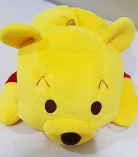 Tempat Tisue boneka Winnie The Pooh