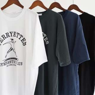 Korea Basic Tee