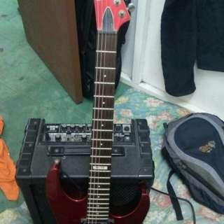 Ltd esp guitar m10