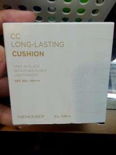 The Faceshop CC Long-Lasting Cushion SPF 50+