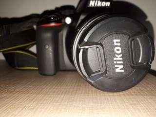 Nikon D5300 Garansi Resmi Alta Nikindo + Lowe Tas Kamera