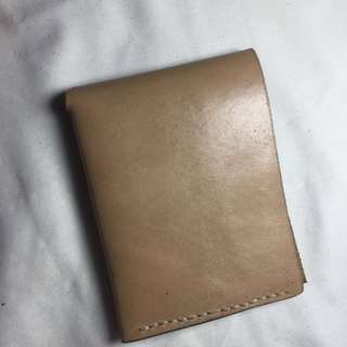 Leather Wallet (dompet 100% kulit asli)