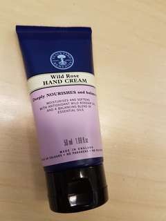 Hand cream by Neal's Yard Remedies