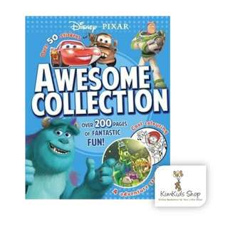 Disney Pixar Awesome Collection