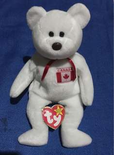 Ty beanie baby named Maple 🍁 from Canada