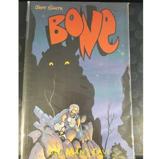 Bone: Old Man's Cave TPB Vol 6