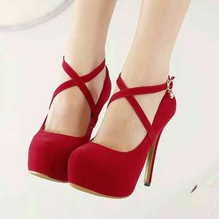 SIZE 37 HEELS ON HAND (Imported)
