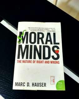 Moral Minds - Marc D Hauser