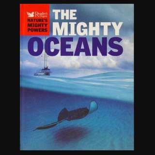 The Mighty Oceans (Nature's Mighty Powers series),Daniel Gilpin - BK2016
