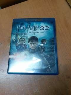 哈利波特死神的聖物2 雙碟3D BLU RAY