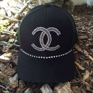 Rhinestone Hats one size