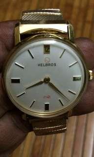 Helbros....swiss vintage 60's era..