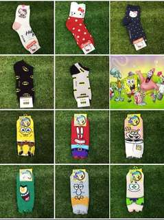 KOREAN AUTHENTIC SOCKS