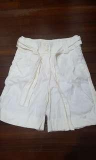 Emporio Armani Linen Shorts