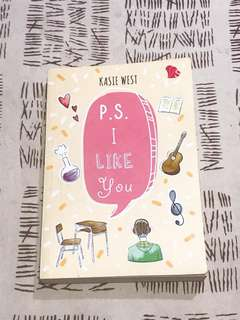P.S I Like You by Kasie West