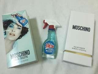 moschino小清新清潔劑香水 30ml