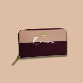 Assorted high quality Kate Spade long wallet