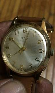 Elgin..swiss vintage..60's era manual wind..
