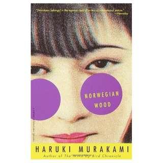 Norwegian Wood (ノルウェイの森 #1-2)  Haruki Murakami