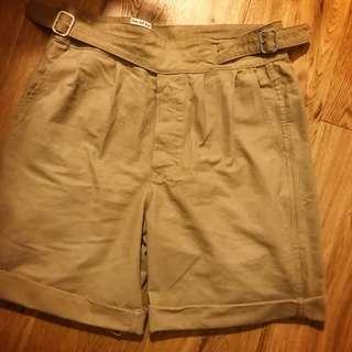 UK Gurkha Shorts (RRL LVC Buzzricksons)