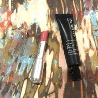 Shu Uemura Lipstick Primer Bundle