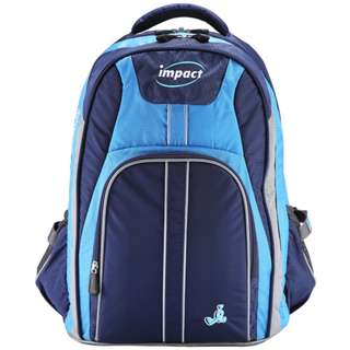 Impact Backpack (Blue, Pink)