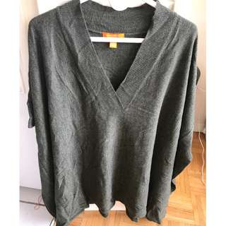 Oversized Joe Fresh light sweater