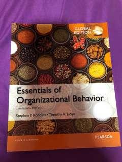 Organization behaviour (university)