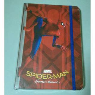 SPIDERMAN notebook