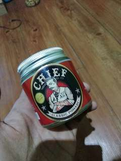 Pomade oil based CHIEF