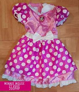 Minnie Mouse Costume 2T