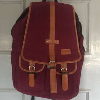 Macaroon Colour Backpack