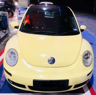 Valkswagen beetle 1.2 sambung bayar