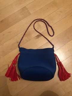 Benetton sling bag from japan