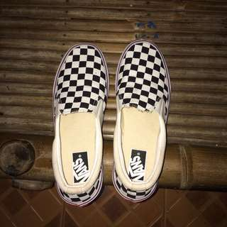 Vans Checkerboard New