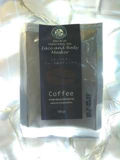 Bali Alus - Face&Body Masker - Coffee