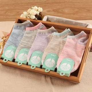 Socks - Ladies Ankle Socks