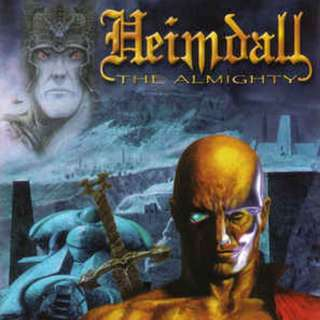 Heimdall ‎– The Almighty CD