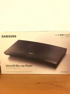 Samsung Ultra HD Blu-ray Player - Model: UBD M8500