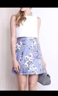 Neonmello Maville Tier dress