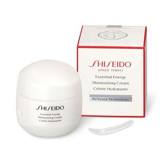 BN Shiseido Essential Energy Moisturizing Cream 50ml