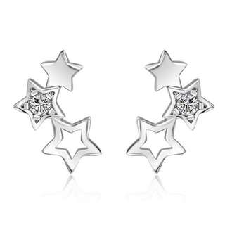 925 Sterling Silver Women Earring