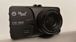 Shell V-Power car camcorder
