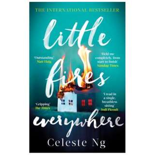 Little Fires Everywhere The New York Times Top Ten Bestseller - Celeste Ng